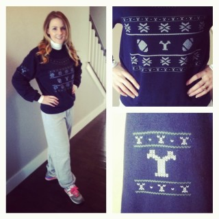 Ugly-Retro Christmas Sweaters – Rockin' It BYU Style