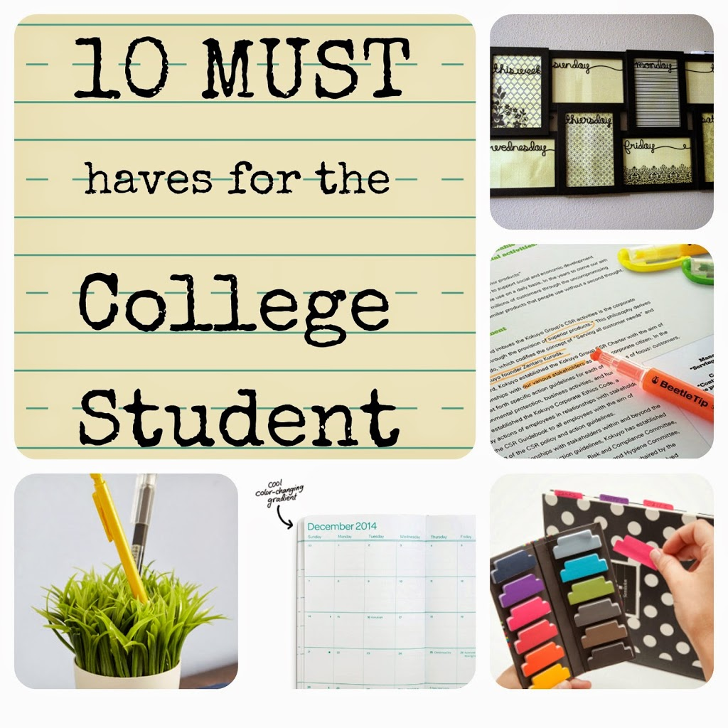 10 Back To School Must Have Office Supplies For The