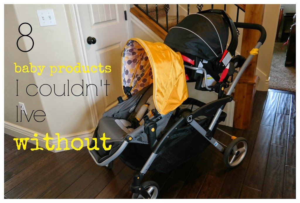 8 Baby Products I couldn't live without: Contors Tandem Double Stroller