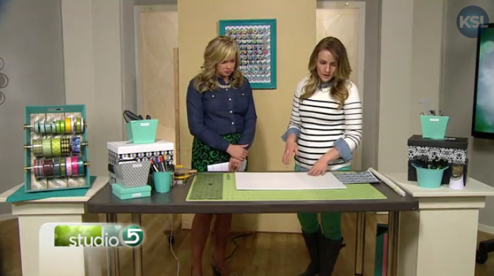 Craft Remedy on KSL Studio 5- Thread Rack
