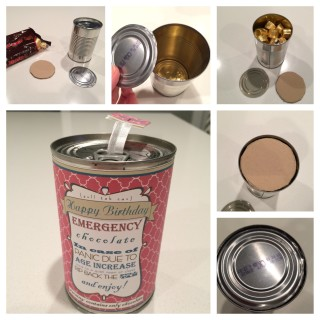 Candy in a Can – Fun Affordable Gift Idea