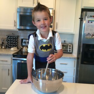 "Halloween ""Capron"" – Aprons with a Cape"