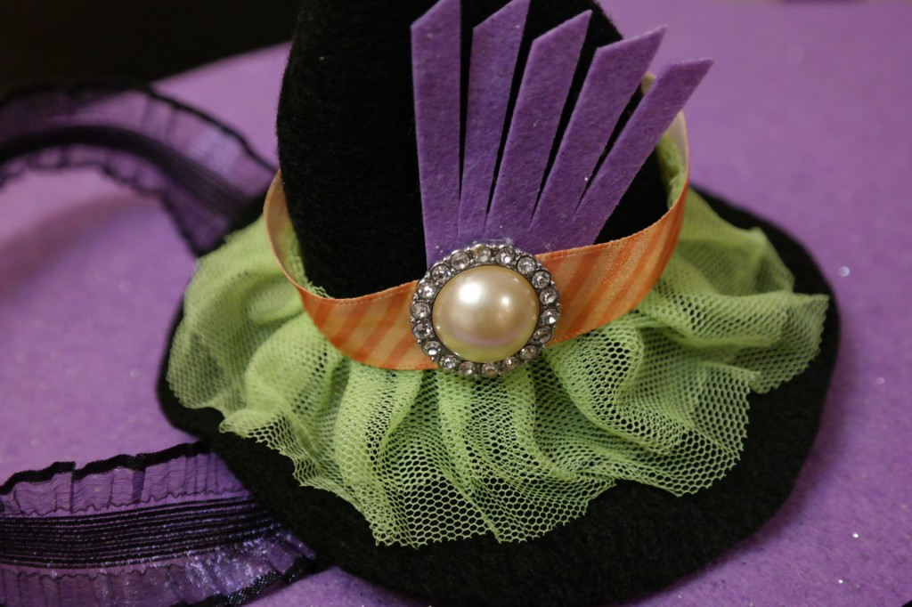 Baby Witch Headband