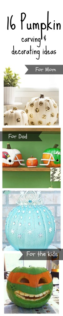Pumpkin Carving and Decorating for the Whole Family