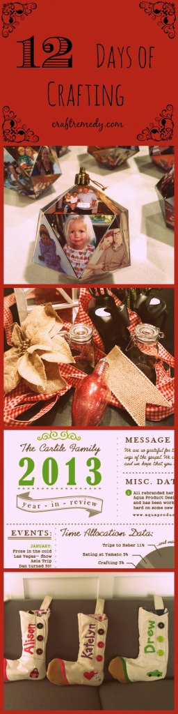 12 Days of Crafting with Craft Remedy