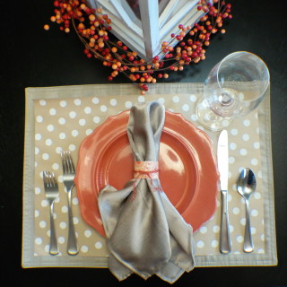 Easy DIY Thanksgiving Place Settings Ideas