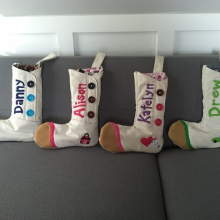 Christmas Stockings and a Story : My Christmas Miracle