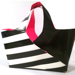 Duct Tape Pioneer – Duct Tape Tote Pattern