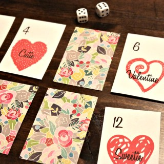 "Oh so ""Sweet"" Card Game"