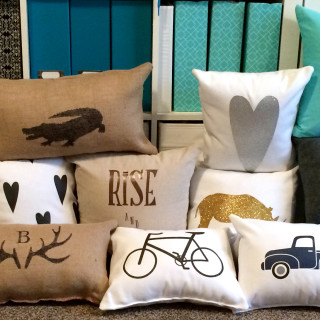 Pillows, Printables, and Beddy's Beds