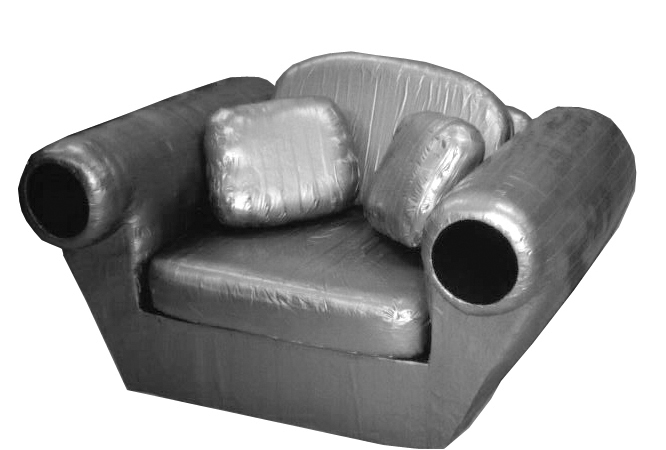 Industrial Design Duck Tape Chair
