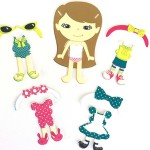 DIY Pop Up Book and Paper Dolls| Craft Remedy