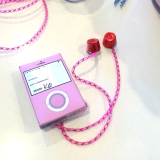 iPod Valentine Box Printables