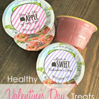 Healthy Valentines Day Treats for Kids