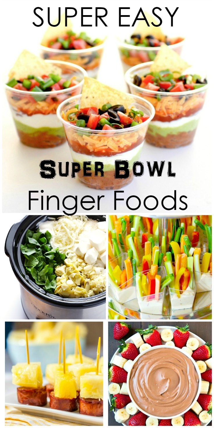 Mouthwatering super bowl appetizers craft remedy for Super bowl appetizers pinterest